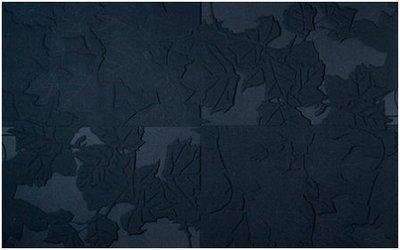 behang arte feuillage 43501 zwart 3d behangpapier eclipse